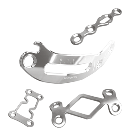Menu_Plates and Screws from Ortrautek Range