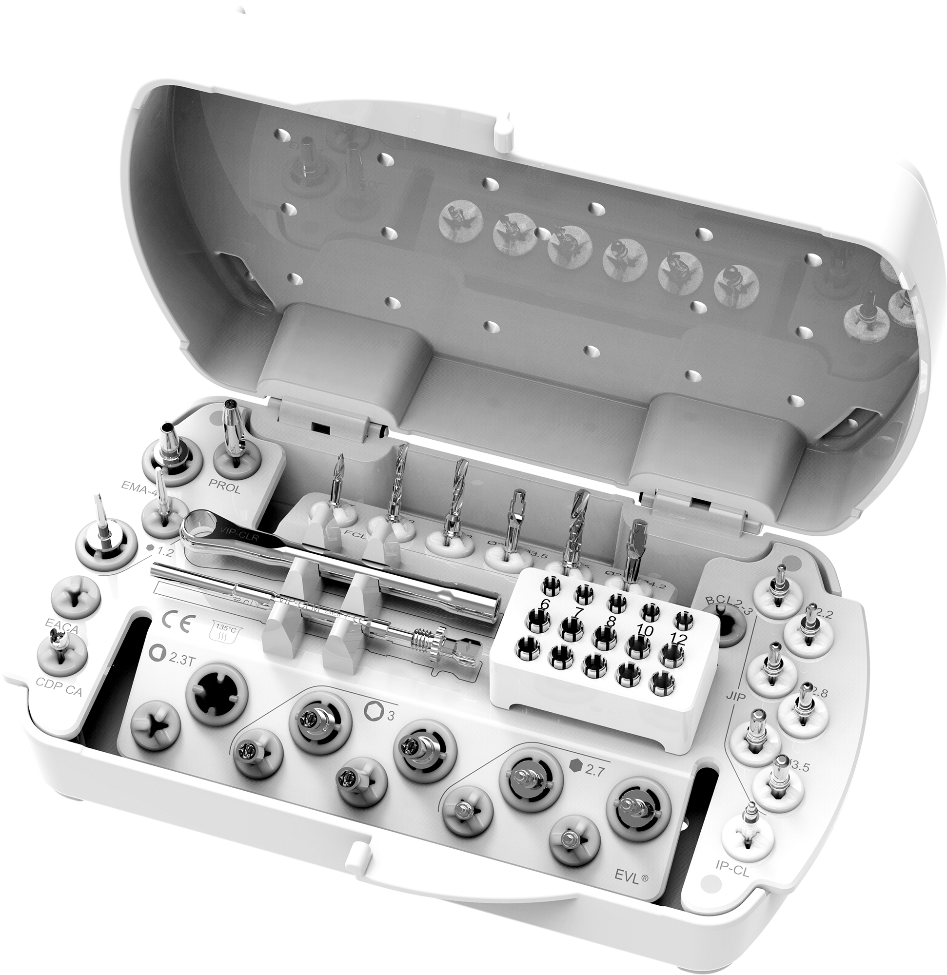 Kit de cirugía EVL®