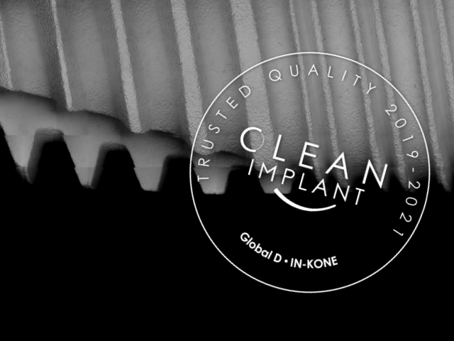 In-Kone Clean Implant - Global D