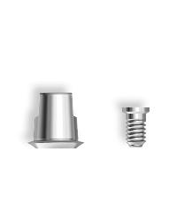 Faux-moignons courts pour implant dentaire twinKon®
