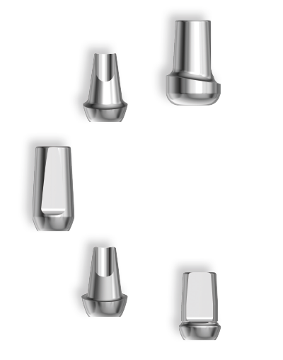 twinKon® abutments for dental implants