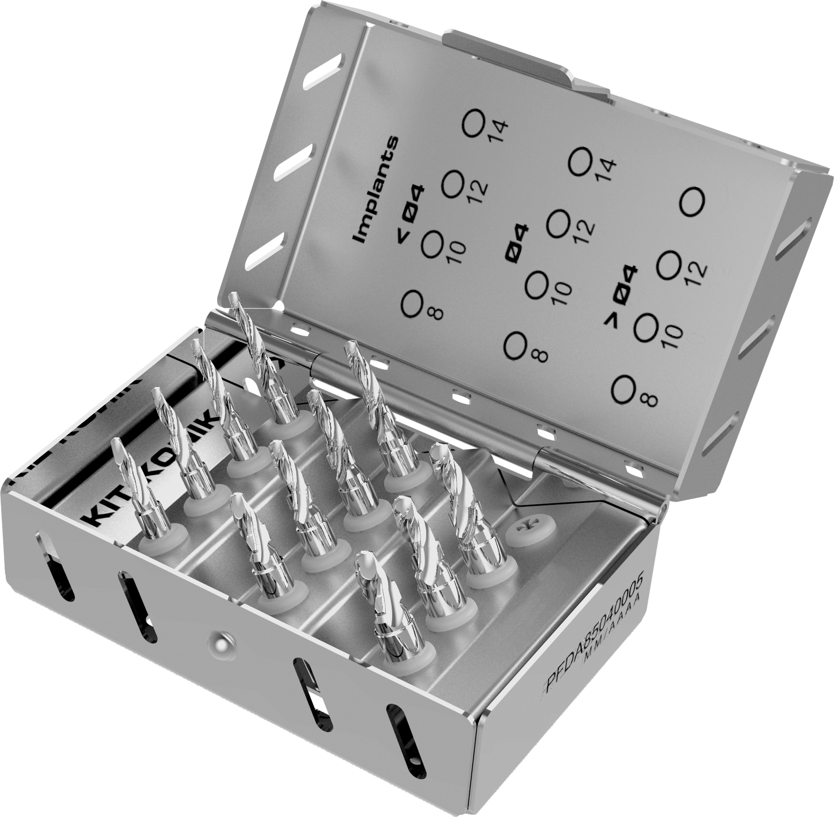 EVL® Surgery Kit_Konik Kit