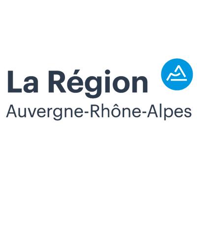 Logo La Région - Auvergne Rhone Alpes