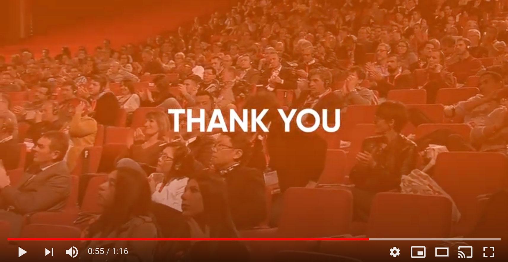 Les Printanières 2019 - Merci pour votre participation