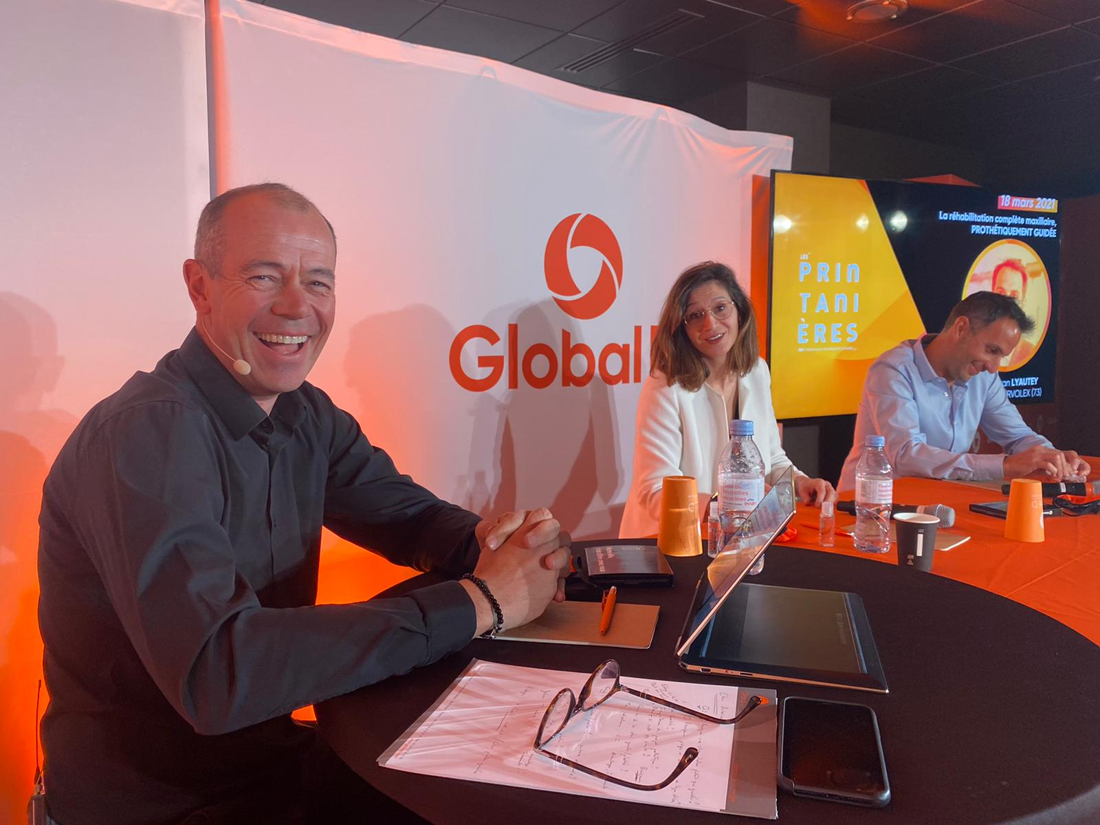 Les coulisses des Printanières 2021 - Global D