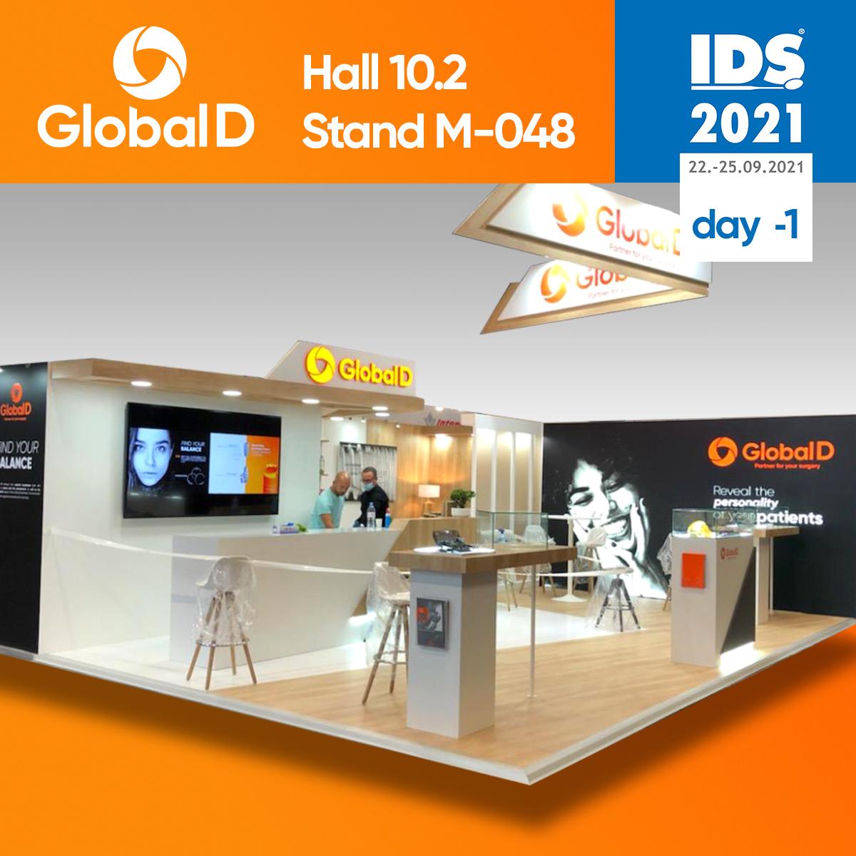 IDS 2021 avec Global D